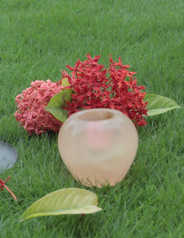 Apple Tea Light-candle holder