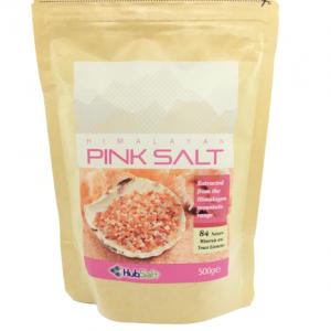 Pink Himalayan Salt-Fine 500g
