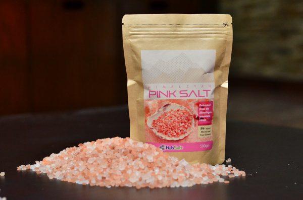 Pink Himalayan Salt-Coarse 500g