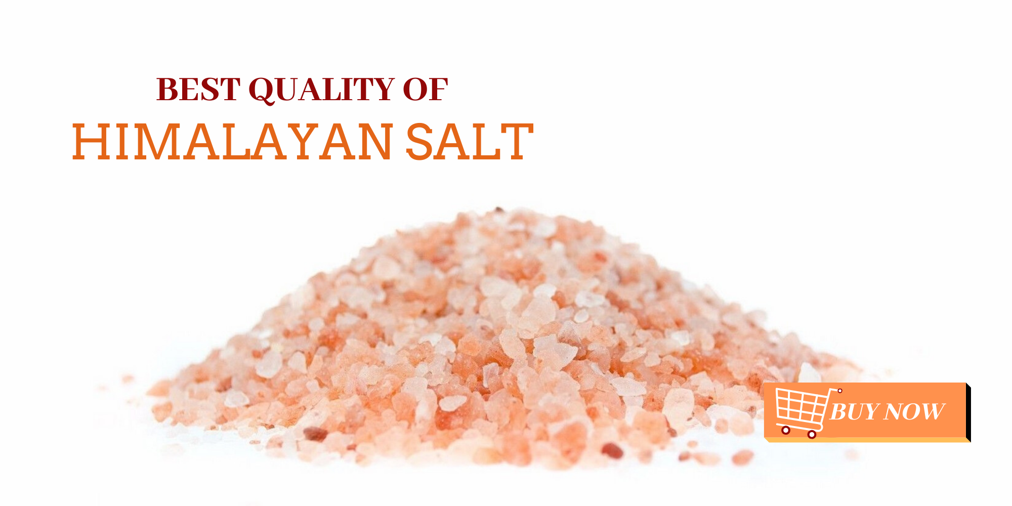 pink salt slider