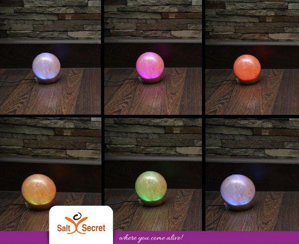 Sphere USB Lamp