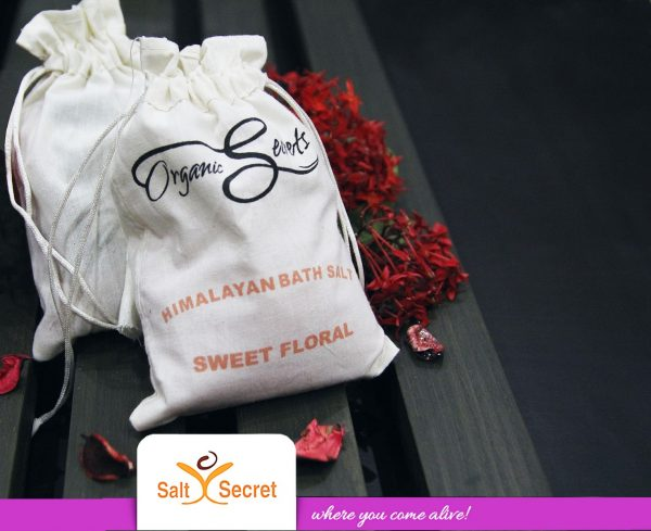Sweet Floral Bath Salt