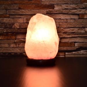 Natural White Salt Lamp