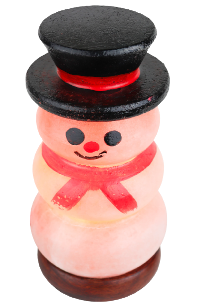 SNOW MAN LAMP